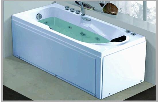 Bồn tắm nằm Massage Govern js-0796